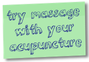 try massage